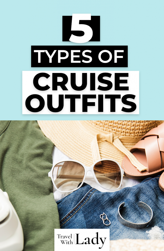 5 Types of Caribbean Cruise Outfits